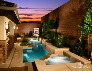 Vintage Pools Las Vegas Custom Swimming Pool Builder