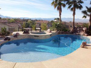 Vintage Pools Las Vegas, Best of Las Vegas Custom Pool Builder
